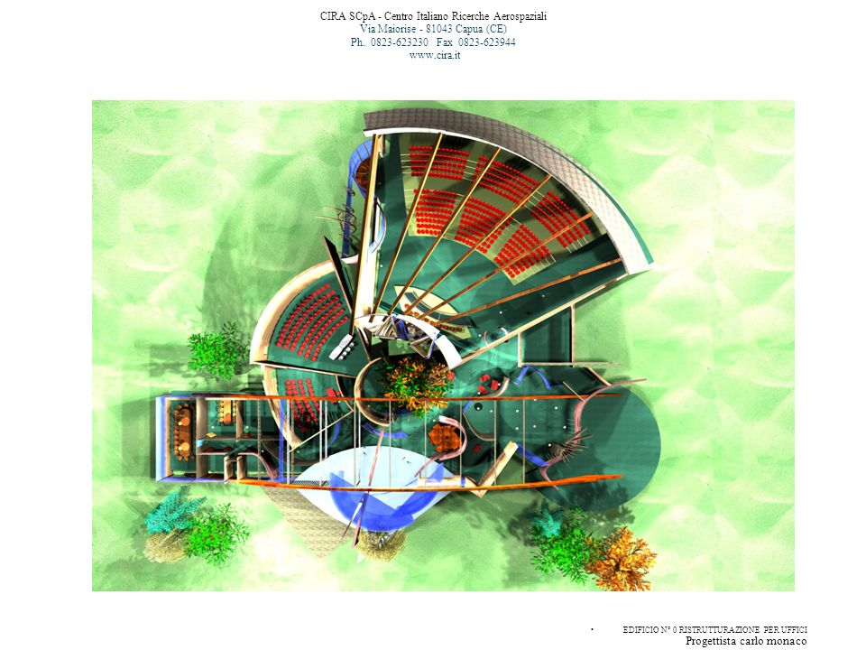 CIRA SCpA - Centro Italiano Ricerche Aerospaziali Via Maiorise - 81043 Capua (CE) Ph. 0823-623230 Fax 0823-623944 www.cira.it