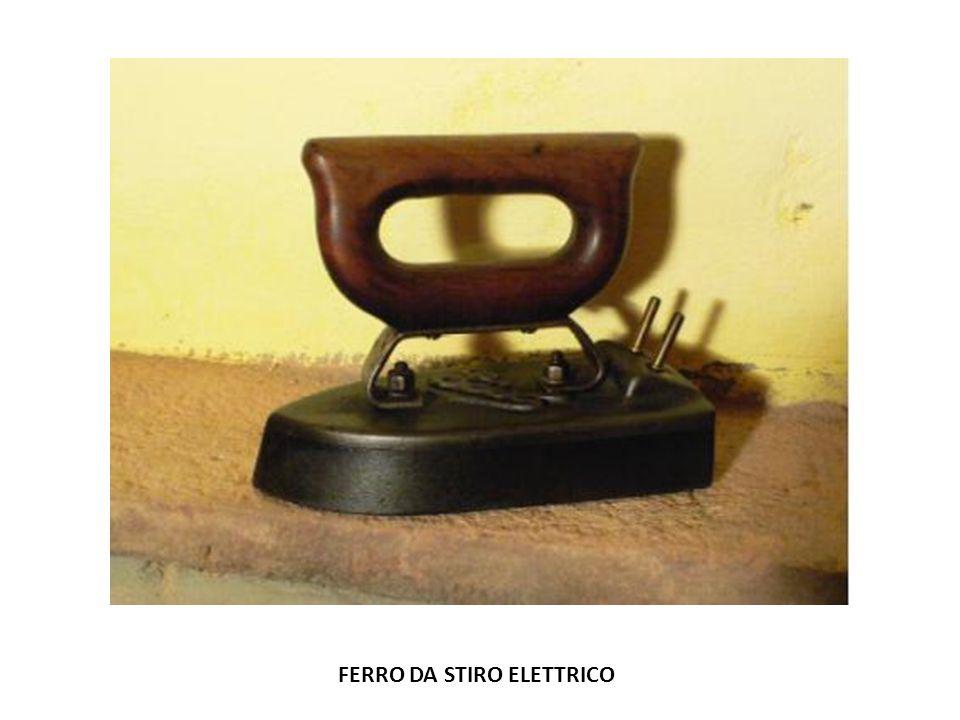 FERRO DA STIRO ELETTRICO