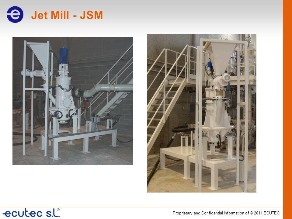 Jet Mill - JSM 30