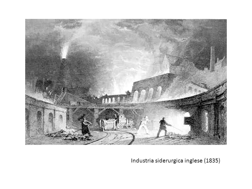 Industria siderurgica inglese (1835)