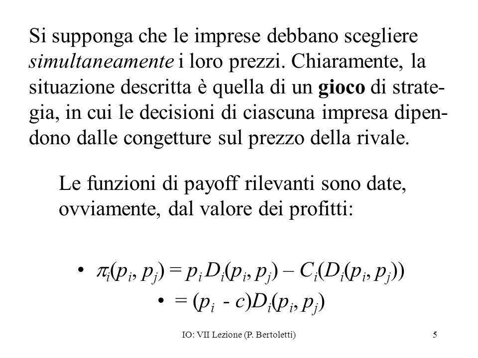 i(pi, pj) = pi Di(pi, pj) – Ci(Di(pi, pj)) = (pi - c)Di(pi, pj)