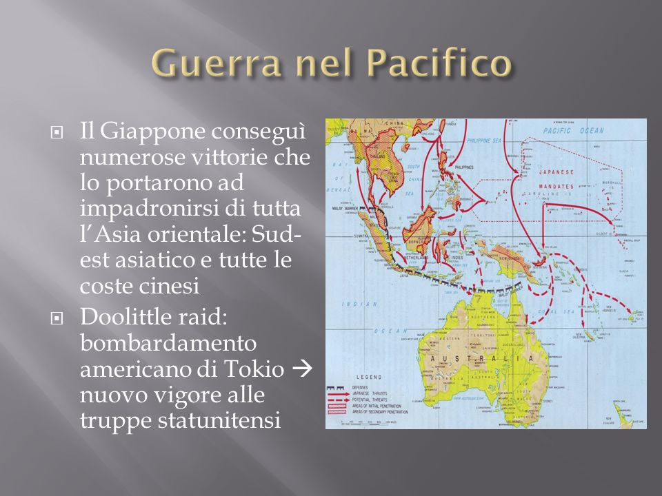 Guerra nel Pacifico