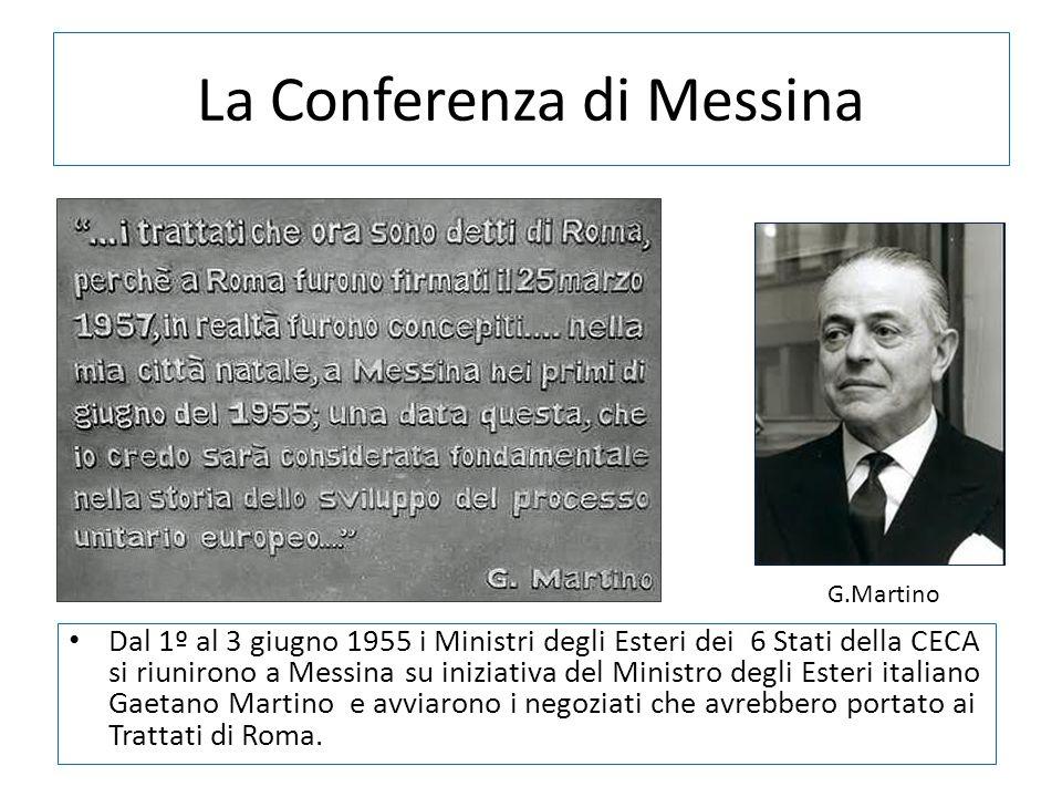 La Conferenza di Messina
