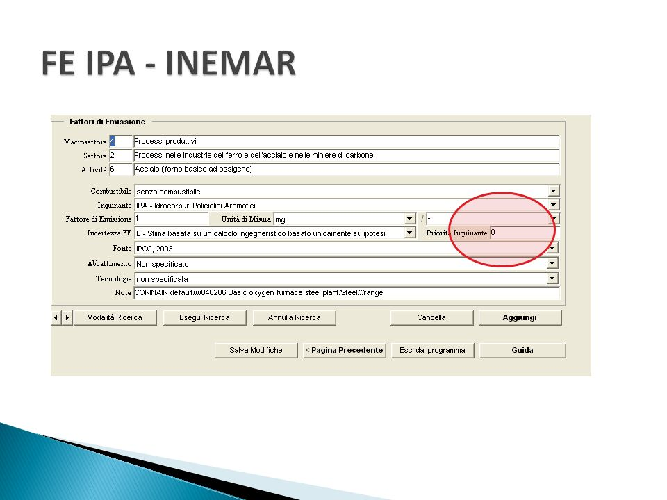 FE IPA - INEMAR