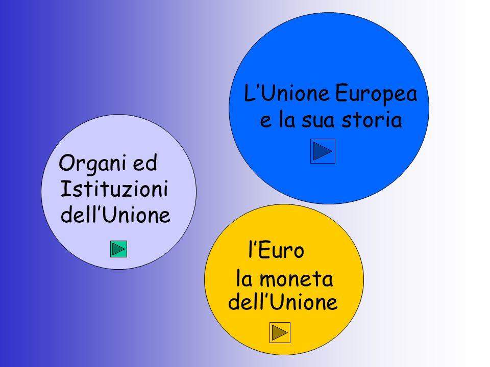L'Unione Europea e la sua storia