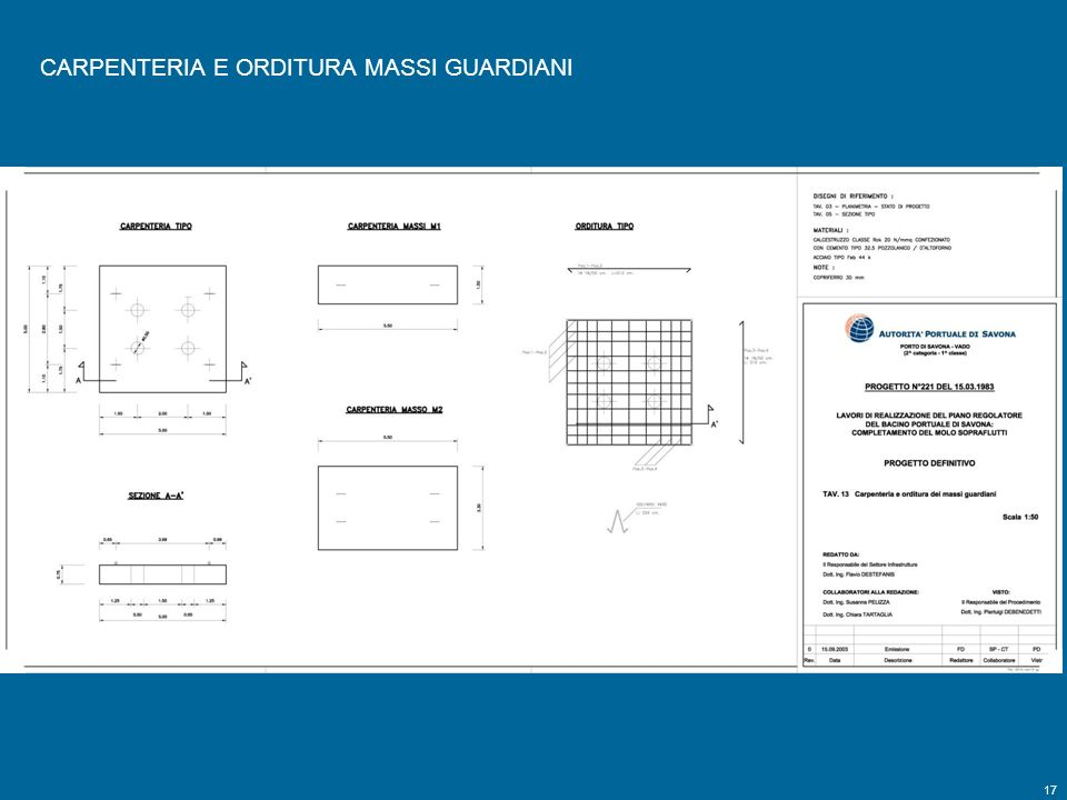 CARPENTERIA E ORDITURA MASSI GUARDIANI