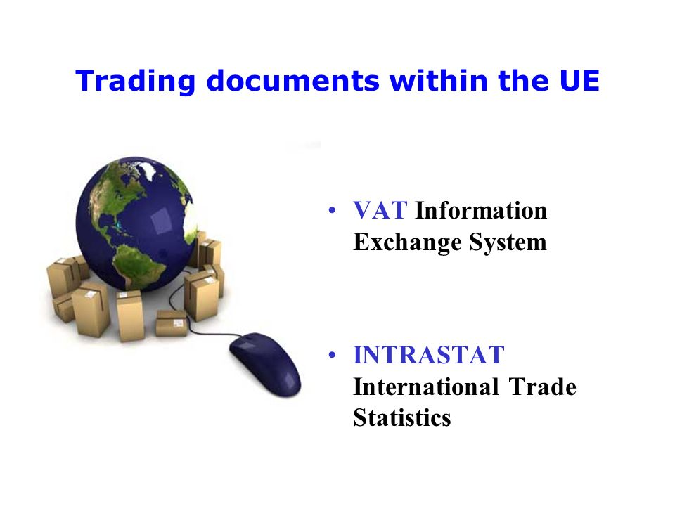 Trading documents within the UE