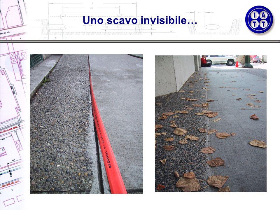 Uno scavo invisibile…