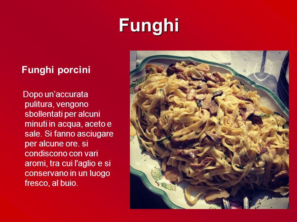 Funghi Funghi porcini.