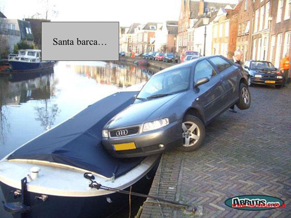 Santa barca… www.nardonardo.it