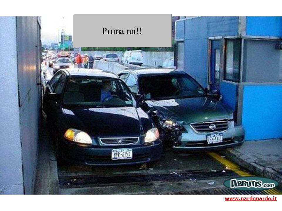 Prima mi!! www.nardonardo.it