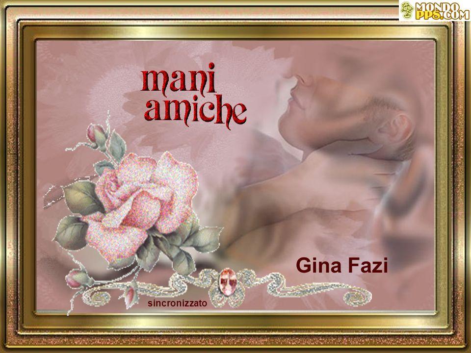 Gina Fazi sincronizzato