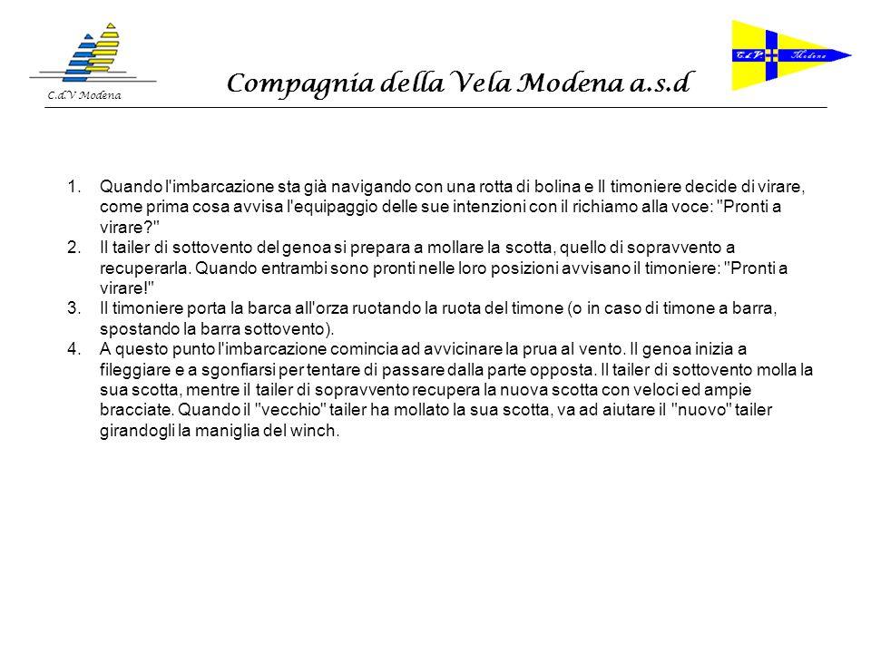 Compagnia della Vela Modena a.s.d