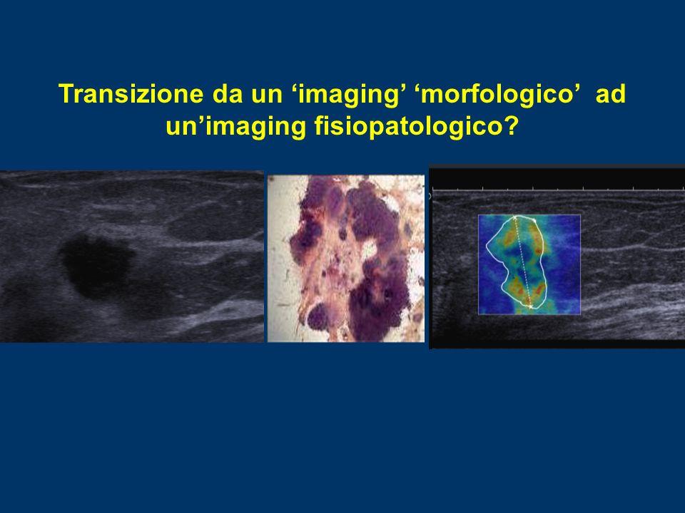 Transizione da un 'imaging' 'morfologico' ad un'imaging fisiopatologico