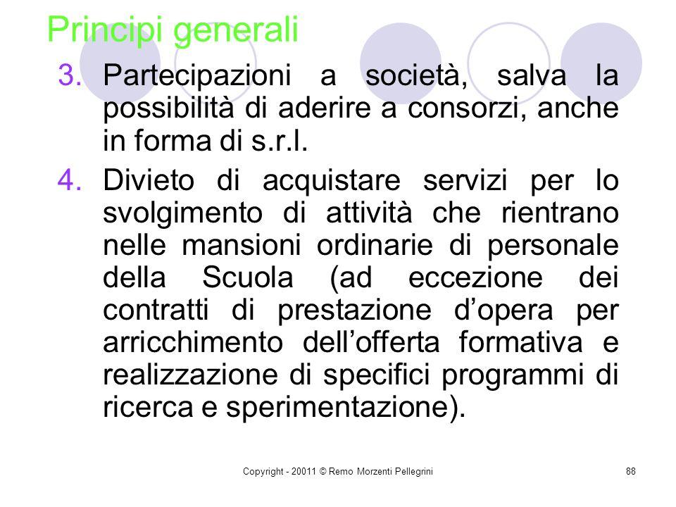 Copyright - 20011 © Remo Morzenti Pellegrini