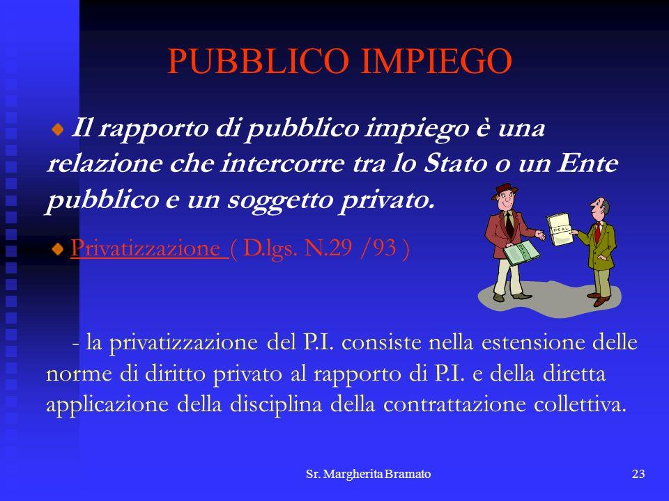 PUBBLICO IMPIEGO Il rapporto di pubblico impiego è una relazione che intercorre tra lo Stato o un Ente pubblico e un soggetto privato.