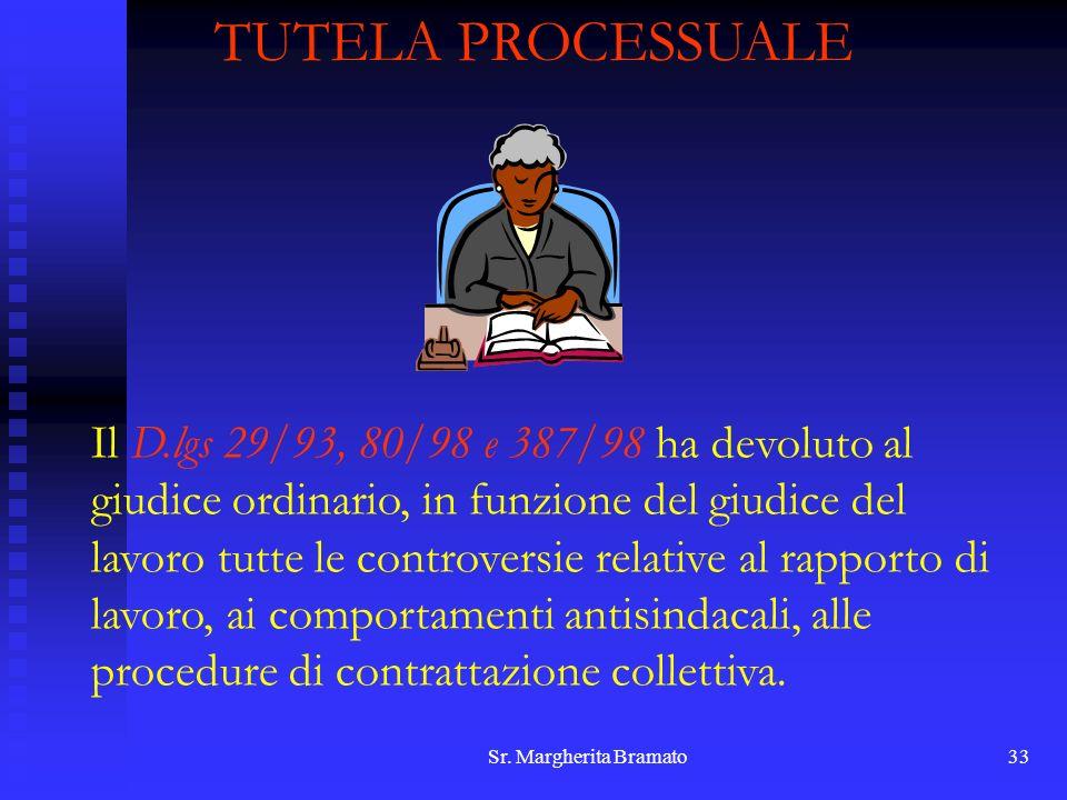 TUTELA PROCESSUALE