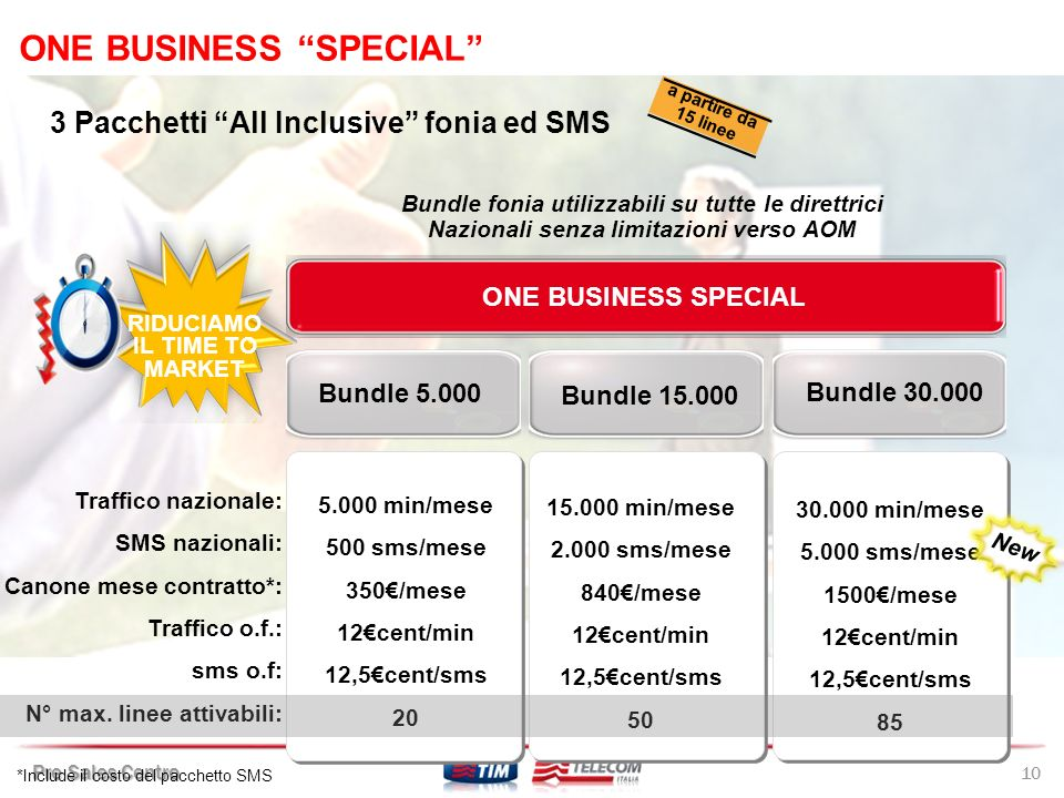 ONE BUSINESS SPECIAL
