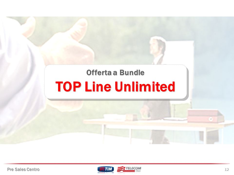 Offerta a Bundle TOP Line Unlimited