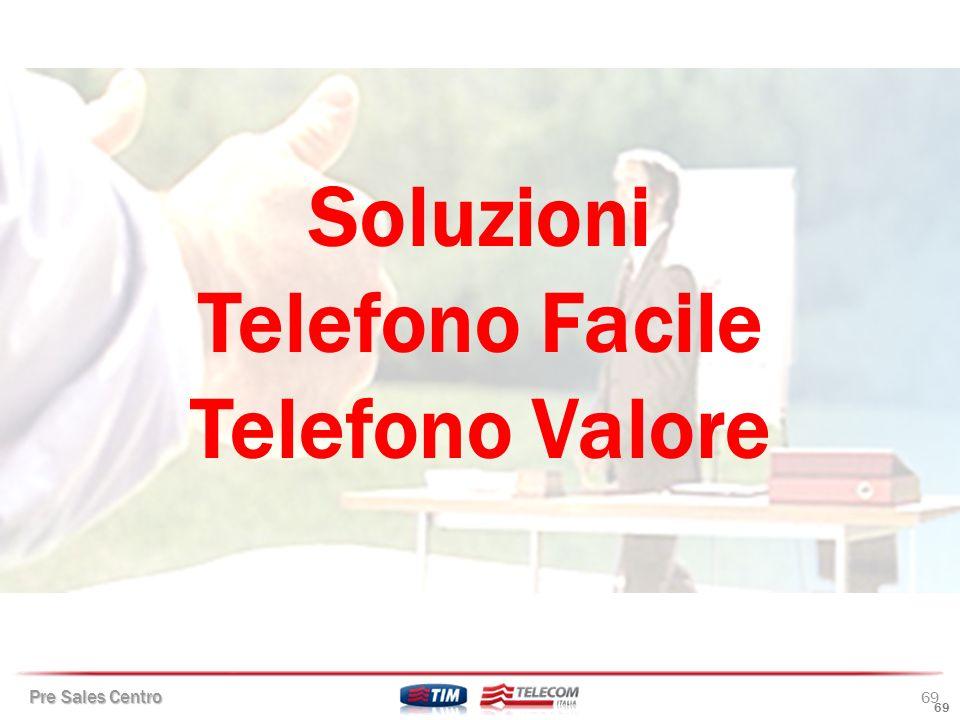 Soluzioni Telefono Facile Telefono Valore