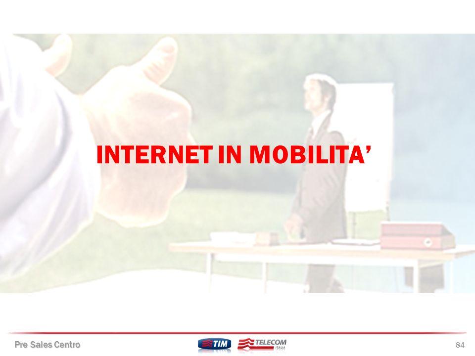 INTERNET IN MOBILITA'