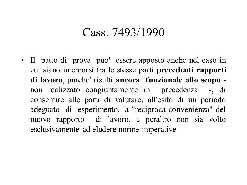 Cass. 7493/1990