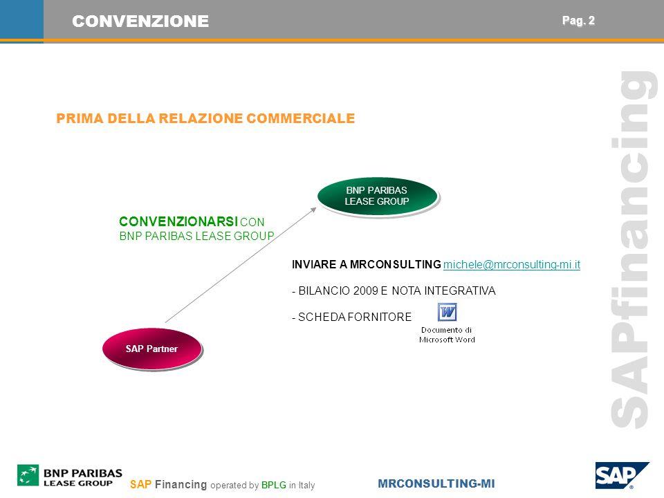 CONVENZIONE PRIMA DELLA RELAZIONE COMMERCIALE CONVENZIONARSI CON