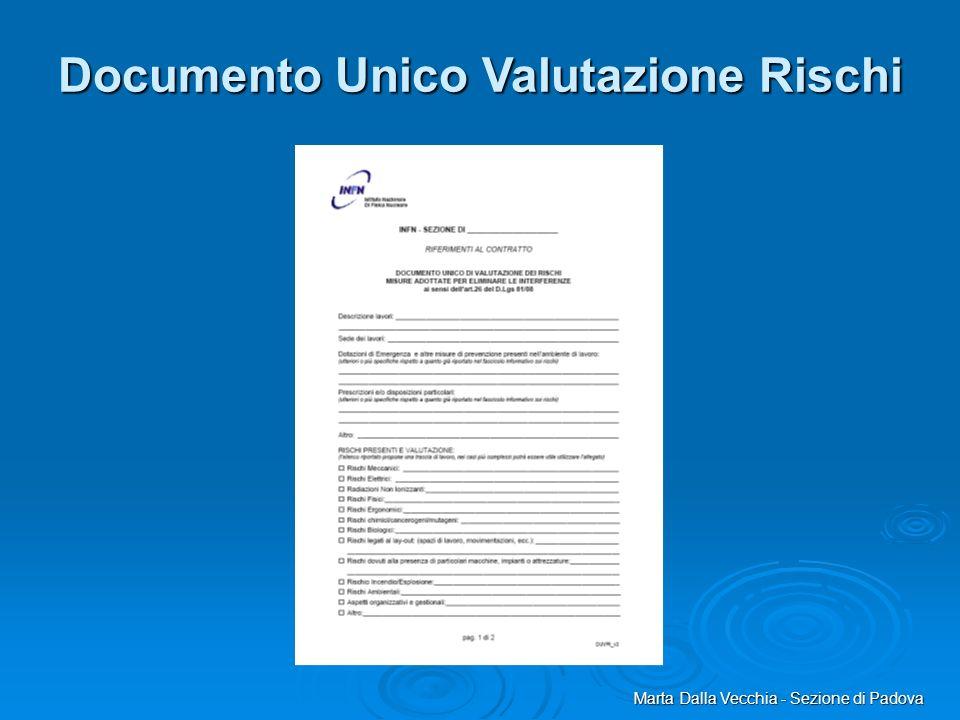 Documento Unico Valutazione Rischi