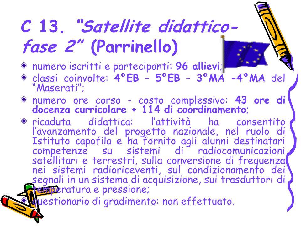 C 13. Satellite didattico-fase 2 (Parrinello)