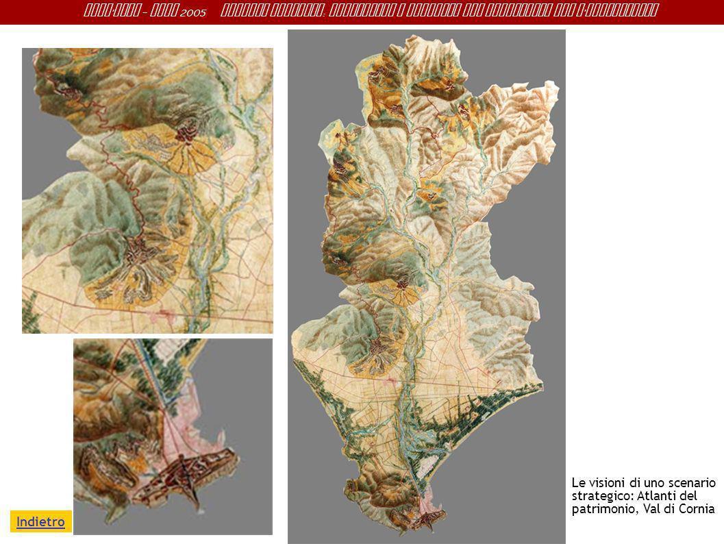 Le visioni di uno scenario strategico: Atlanti del patrimonio, Val di Cornia