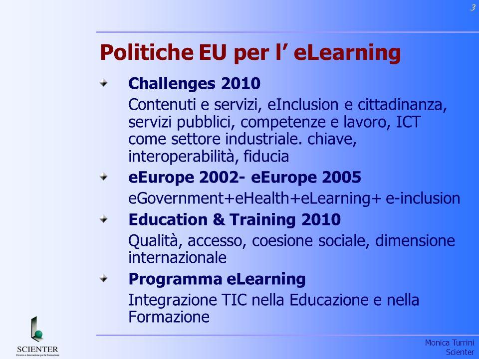 Politiche EU per l' eLearning