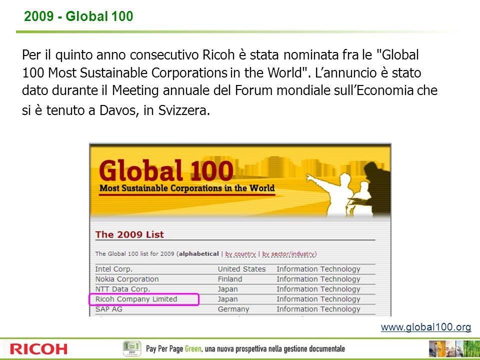 2009 - Global 100