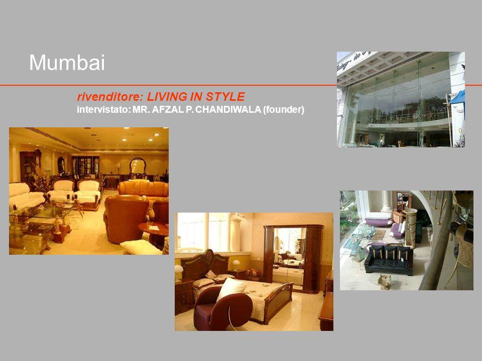 Mumbai rivenditore: LIVING IN STYLE