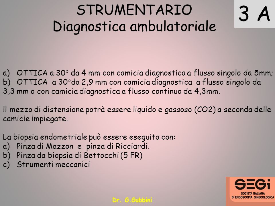 Diagnostica ambulatoriale