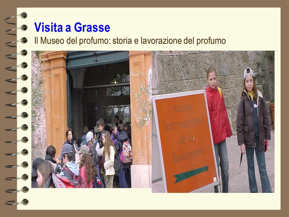 Visita a Grasse Il Museo del profumo: storia e lavorazione del profumo