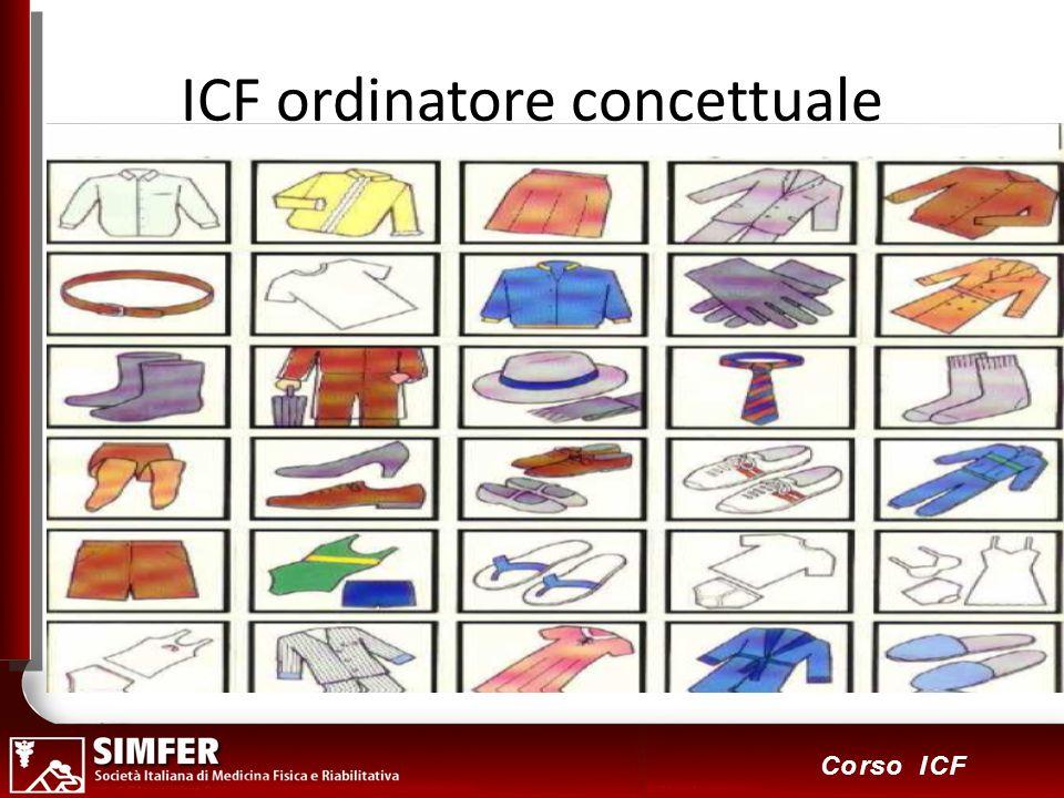 ICF ordinatore concettuale