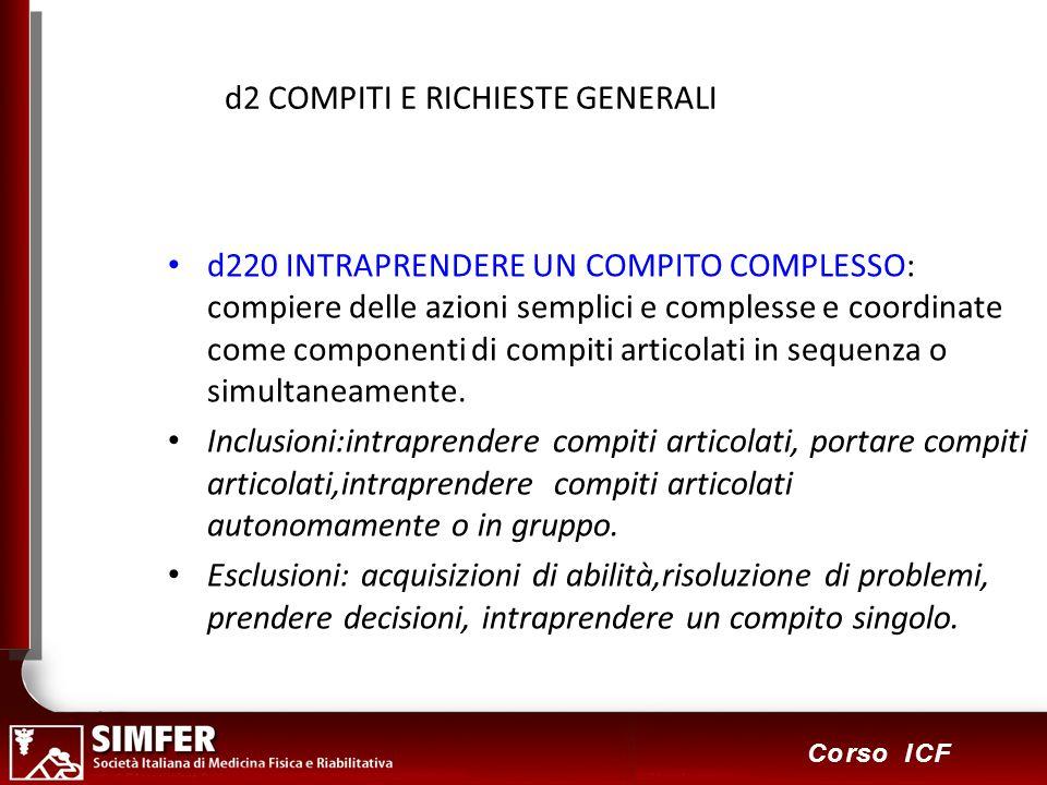 d2 COMPITI E RICHIESTE GENERALI