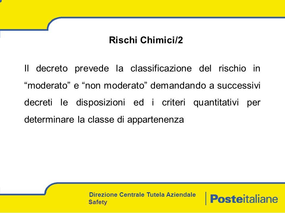 Rischi Chimici/2