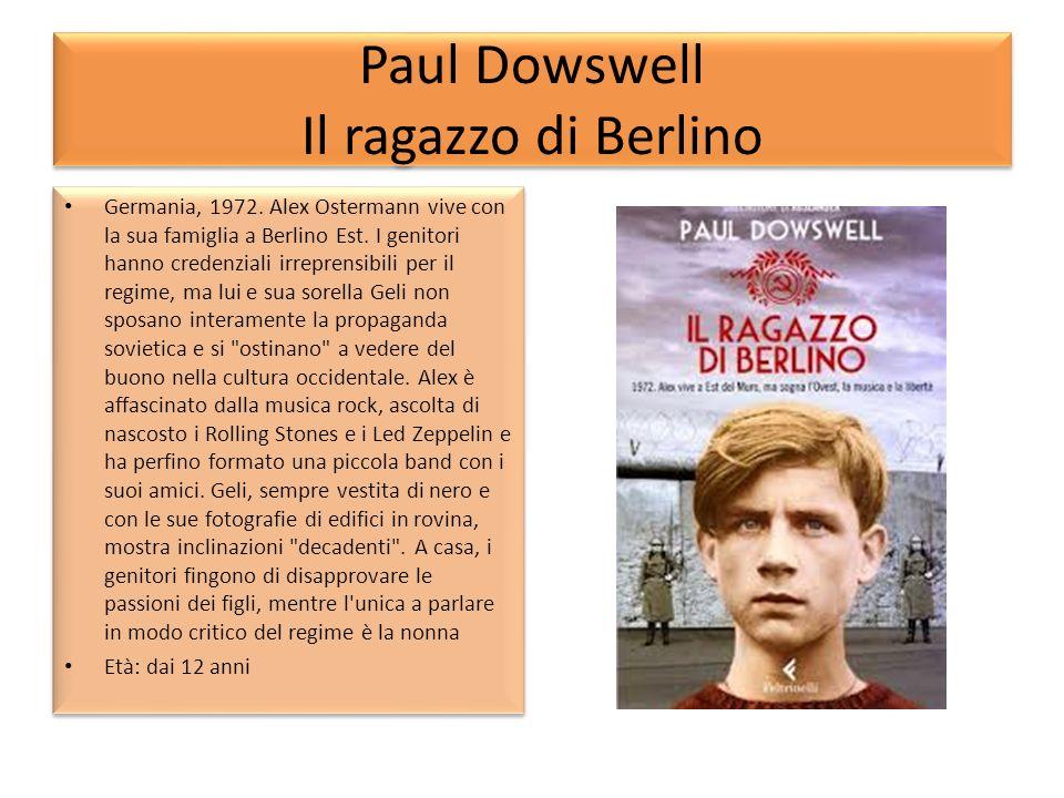 Paul Dowswell Il ragazzo di Berlino