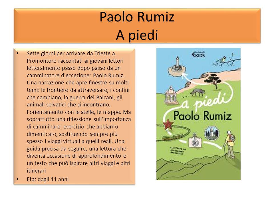 Paolo Rumiz A piedi