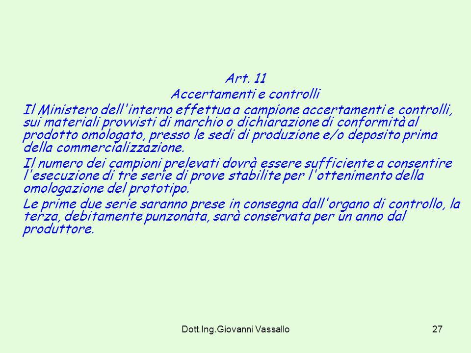 Accertamenti e controlli