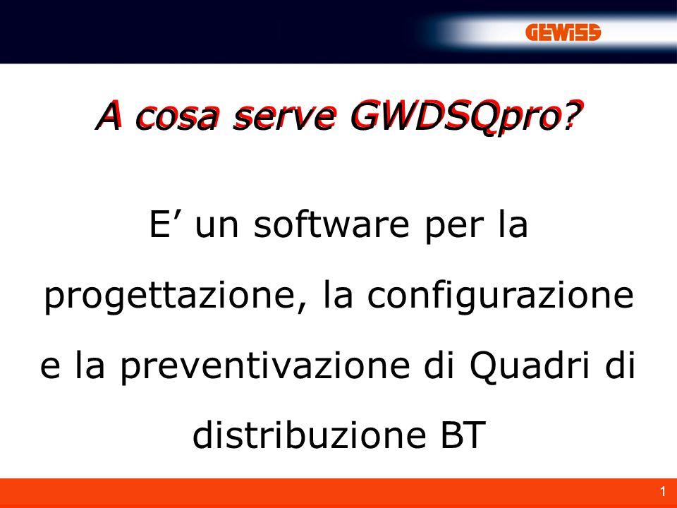 A cosa serve GWDSQpro.
