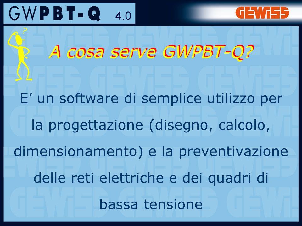 A cosa serve GWPBT-Q