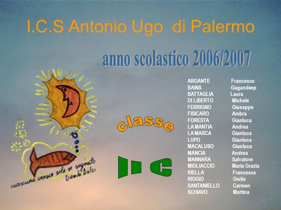 I.C.S Antonio Ugo di Palermo