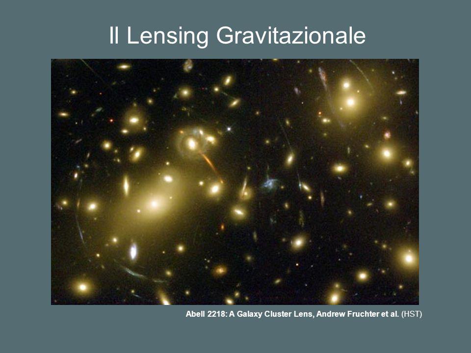 Il Lensing Gravitazionale
