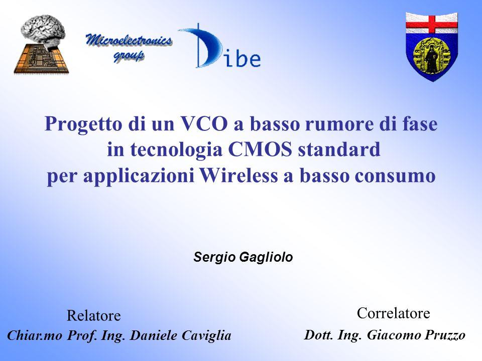 Chiar.mo Prof. Ing. Daniele Caviglia Dott. Ing. Giacomo Pruzzo