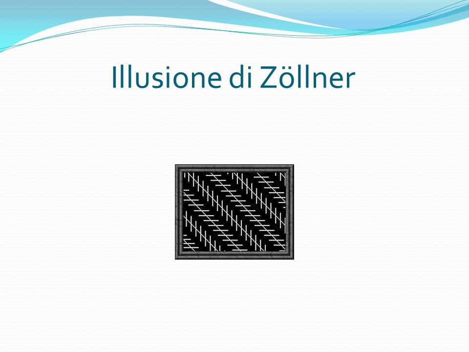 Illusione di Zöllner