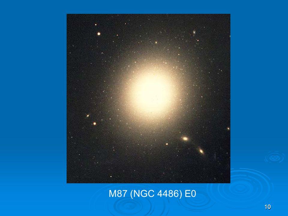 M87 (NGC 4486) E0