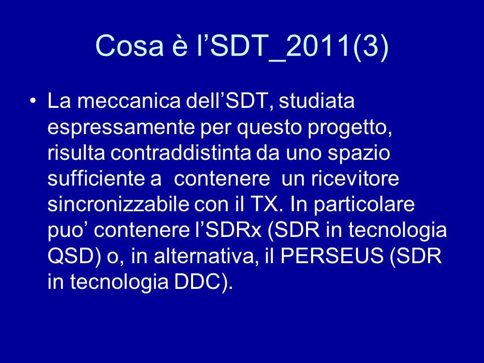 Cosa è l'SDT_2011(3)