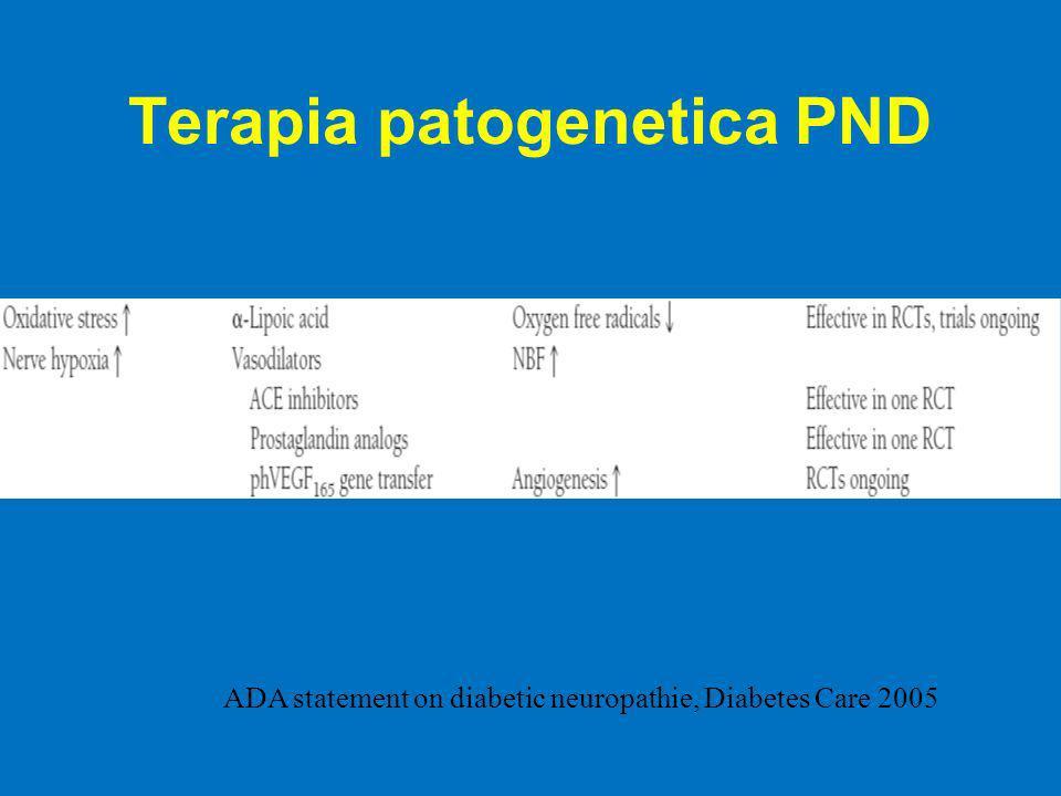 Terapia patogenetica PND